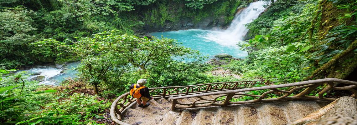 Séjour au Costa Rica