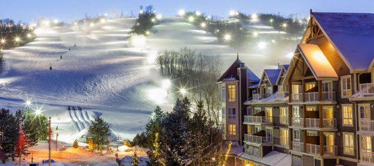 Locations d'hiver pour long séjour