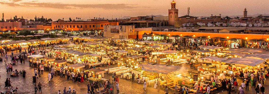 Activités à faire à Marrakech