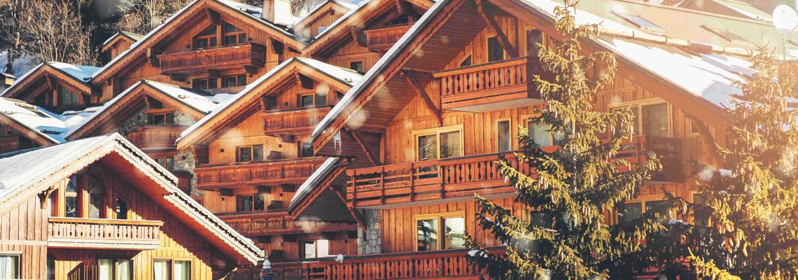 Maison  vacances d'hiver